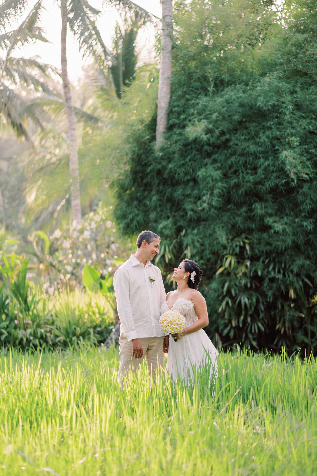 Relax and Intimate Four Seasons Ubud Elopement 23