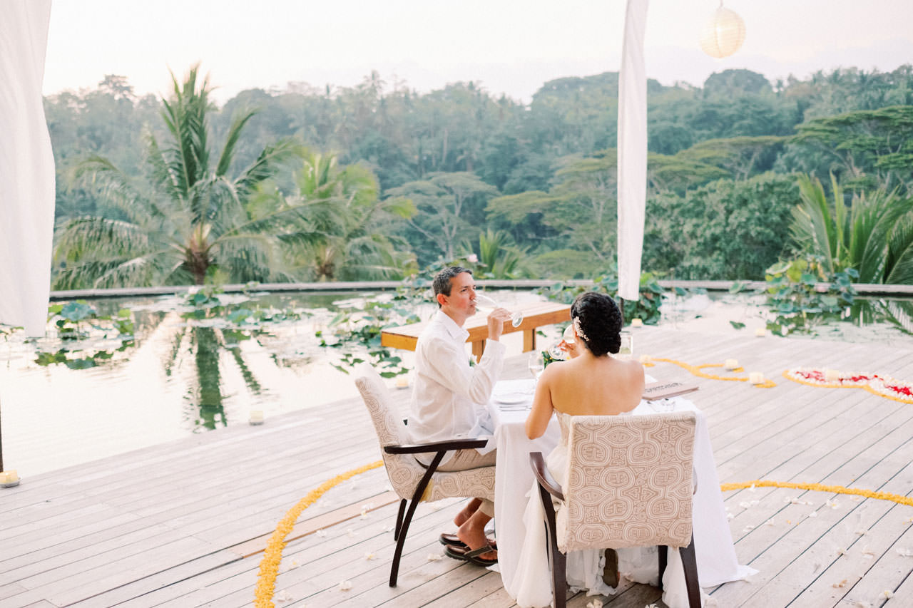 Relax and Intimate Four Seasons Ubud Elopement 32