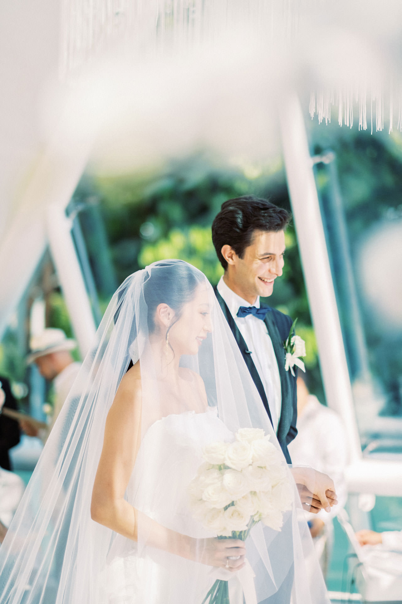 Tirtha Uluwatu Wedding with Reception at The Glass House Bali 16
