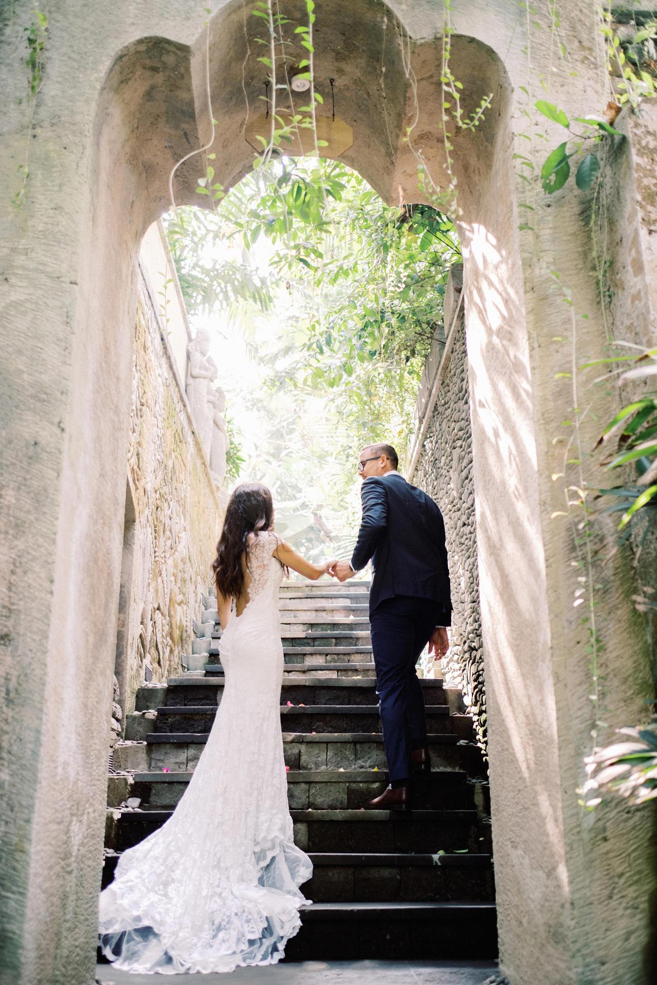 N&E: The Udaya Resort Honeymoon Photography 3