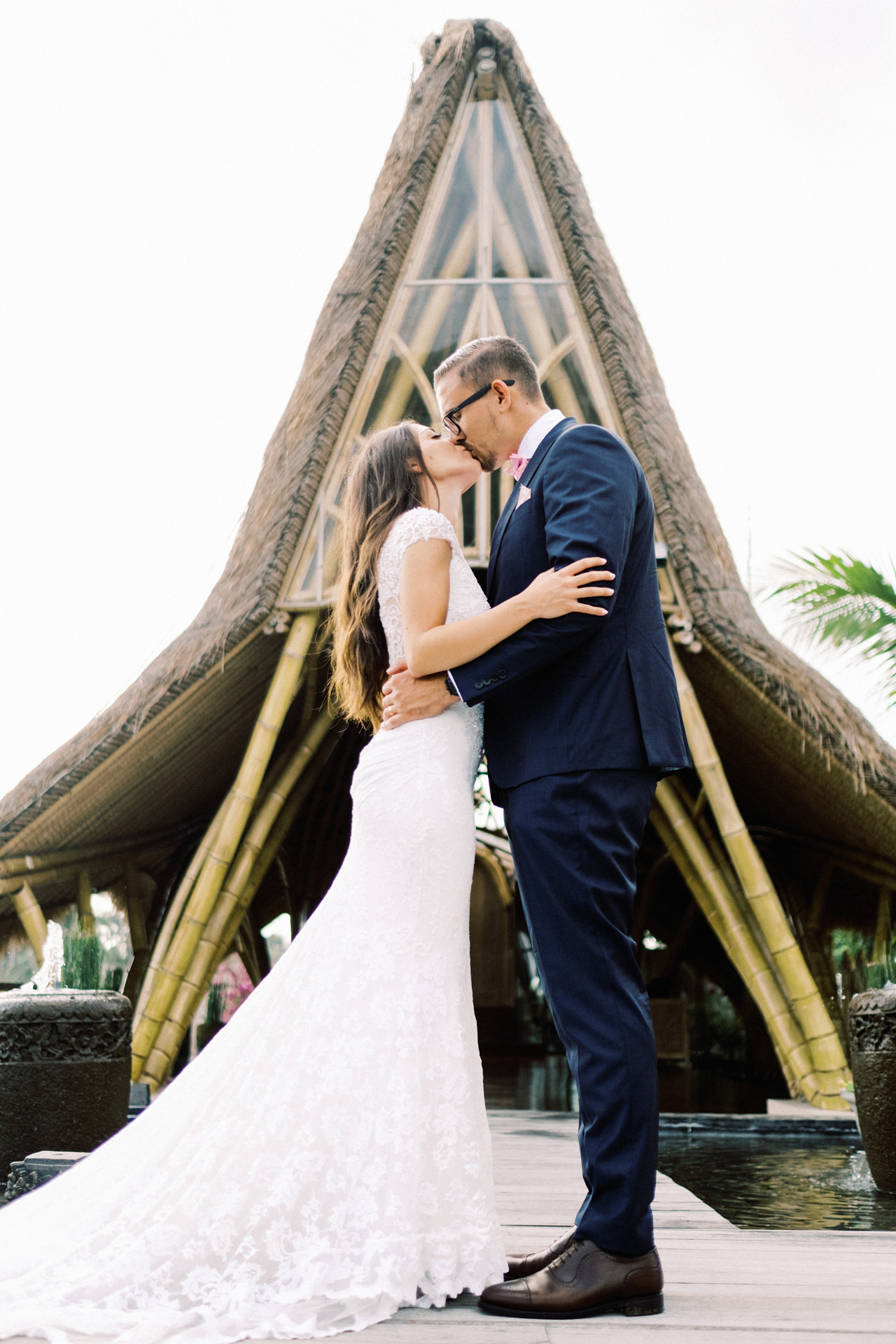 N&E: The Udaya Resort Honeymoon Photography 4