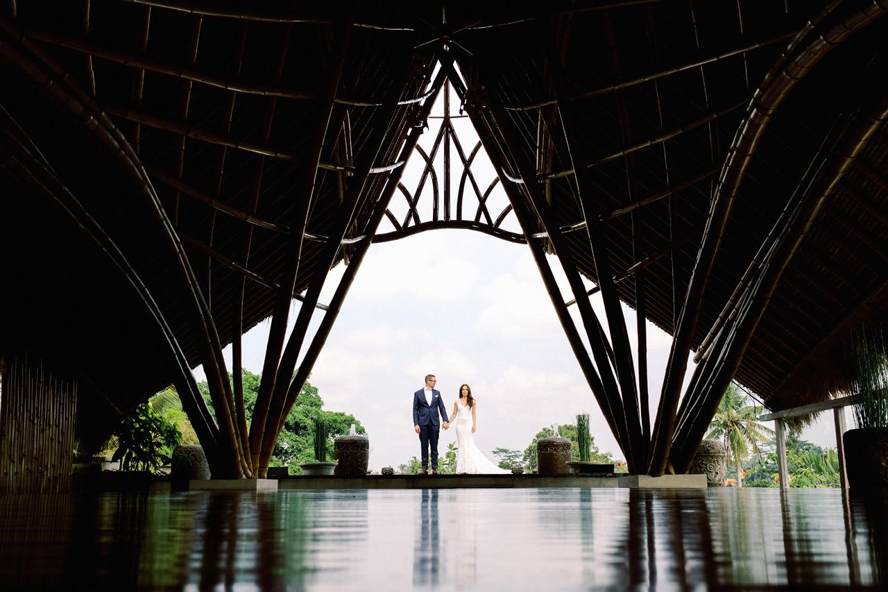 N&E: The Udaya Resort Honeymoon Photography 5