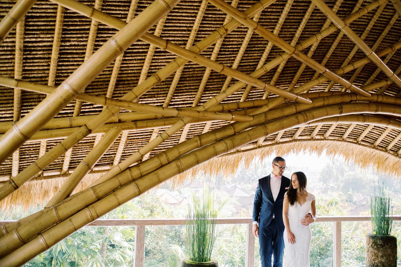 N&E: The Udaya Resort Honeymoon Photography 8