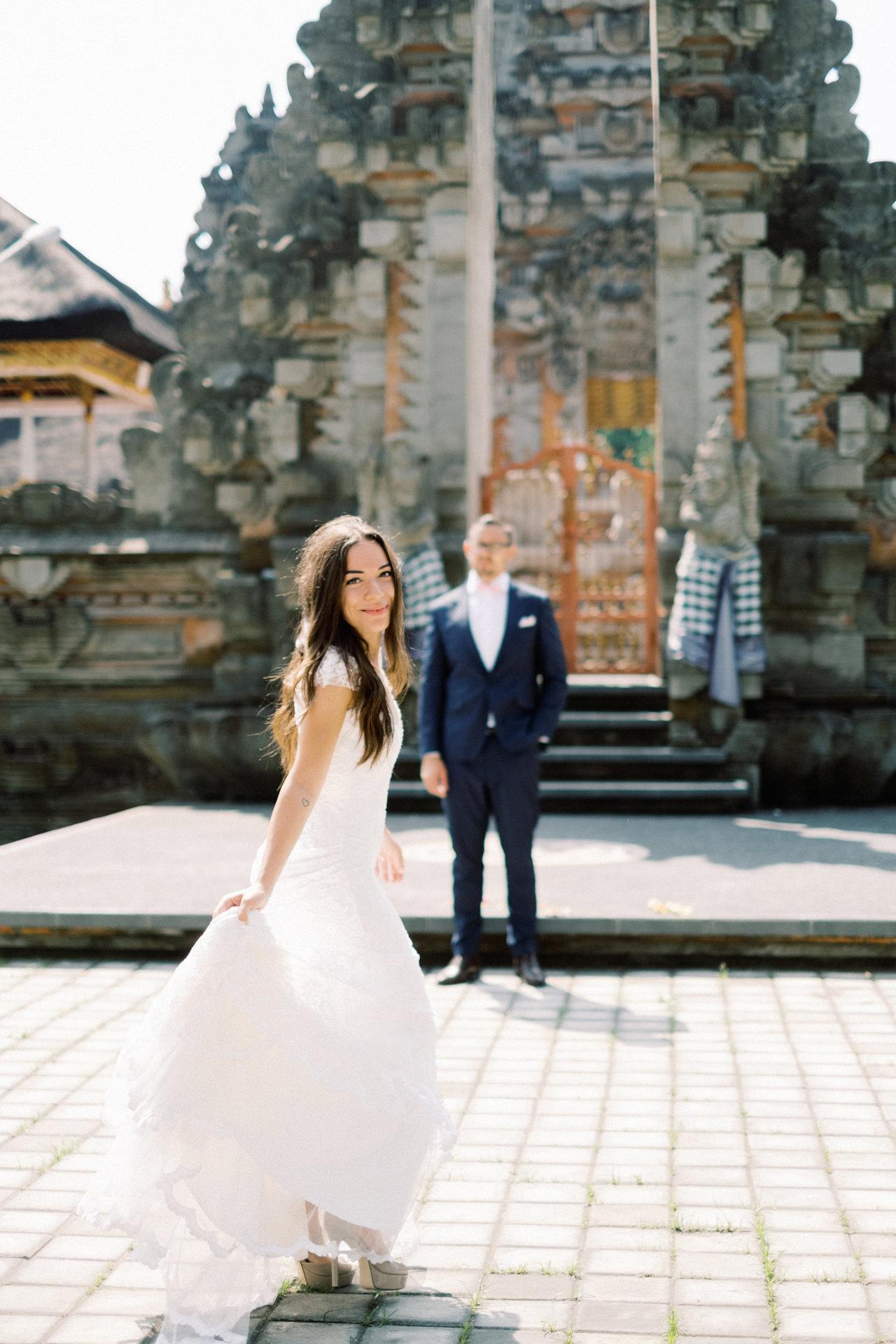 N&E: The Udaya Resort Honeymoon Photography 12
