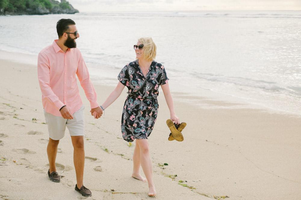 Nicole & Majd: Bali Sunset Honeymoon Photo 1