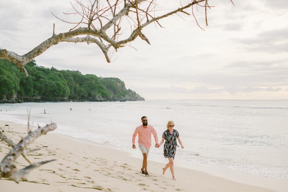 Nicole & Majd: Bali Sunset Honeymoon Photo 2
