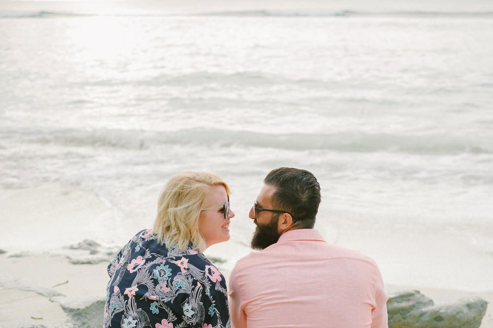 Nicole & Majd: Bali Sunset Honeymoon Photo 4