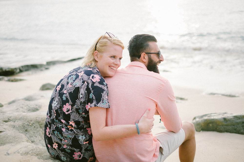 Nicole & Majd: Bali Sunset Honeymoon Photo 7