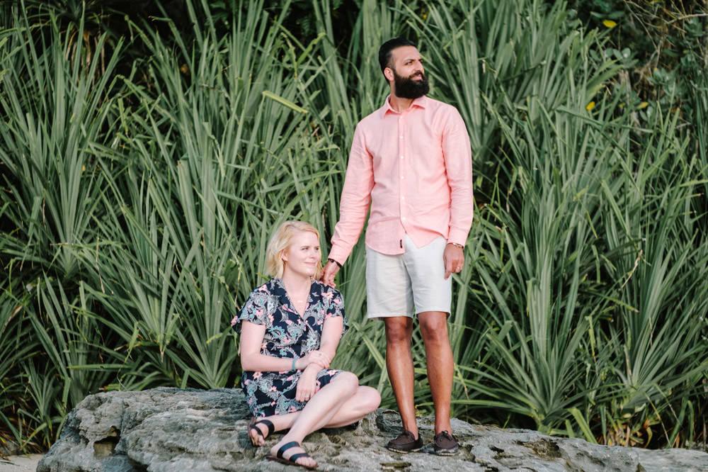 Nicole & Majd: Bali Sunset Honeymoon Photo 8