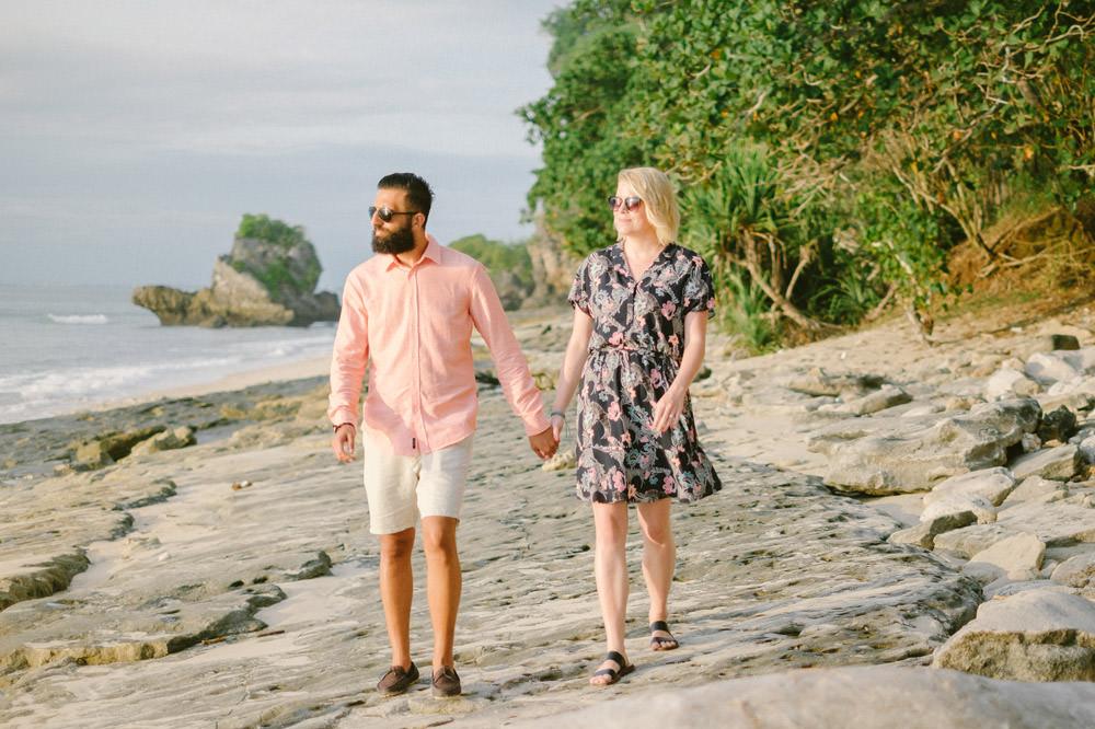 Nicole & Majd: Bali Sunset Honeymoon Photo 13