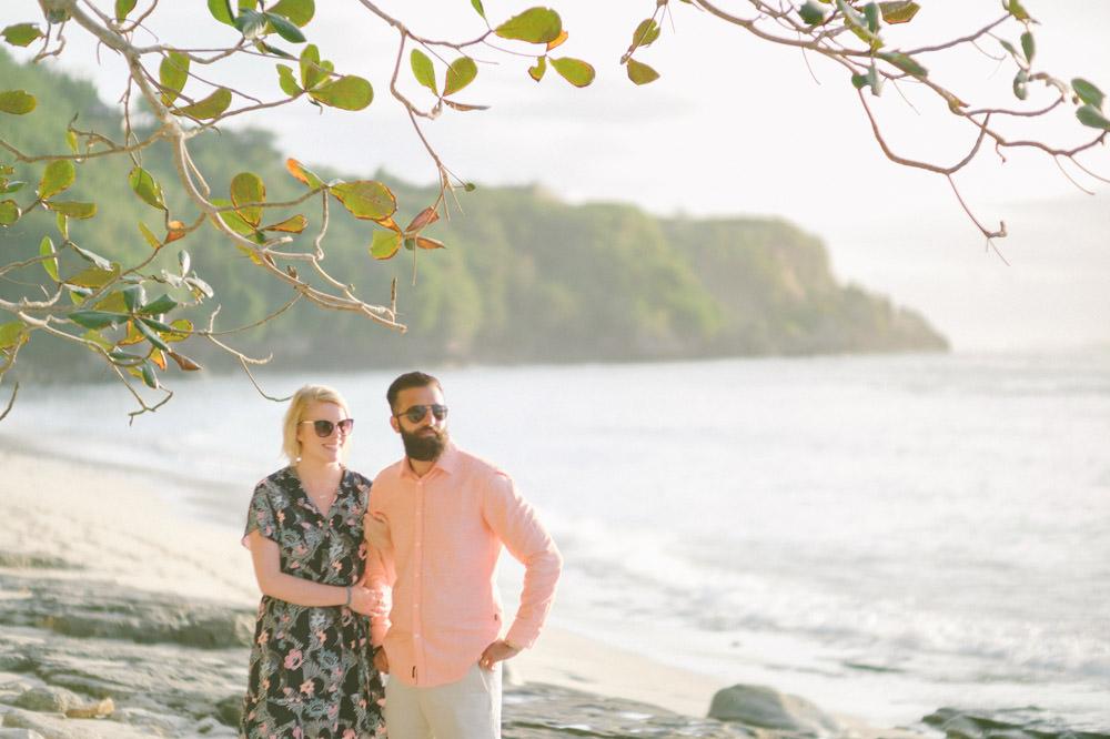 Nicole & Majd: Bali Sunset Honeymoon Photo 14