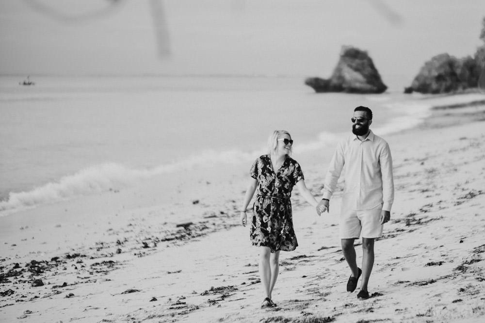 Nicole & Majd: Bali Sunset Honeymoon Photo 15