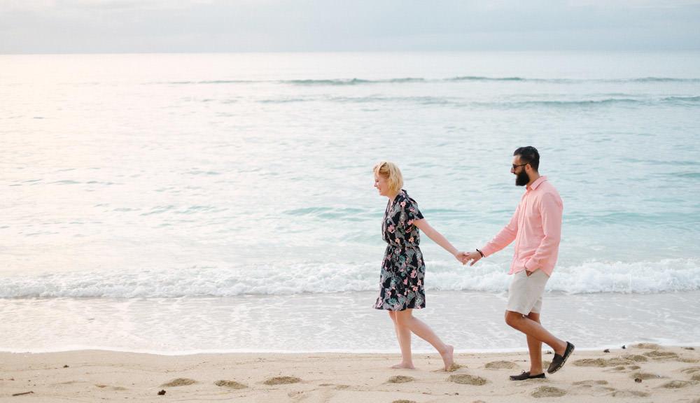 Nicole & Majd: Bali Sunset Honeymoon Photo 16