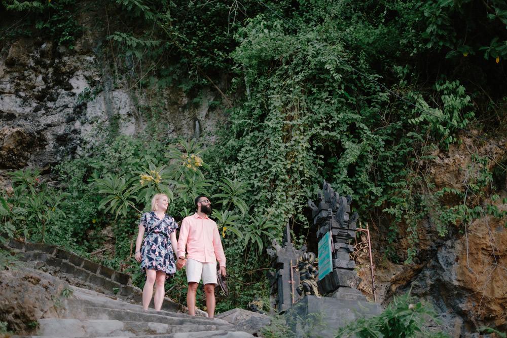 Nicole & Majd: Bali Sunset Honeymoon Photo 17