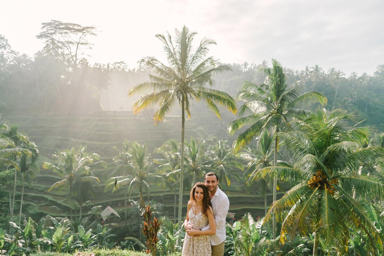 Nazli & Orhan: Honeymoon Photography in Ubud Bali 7
