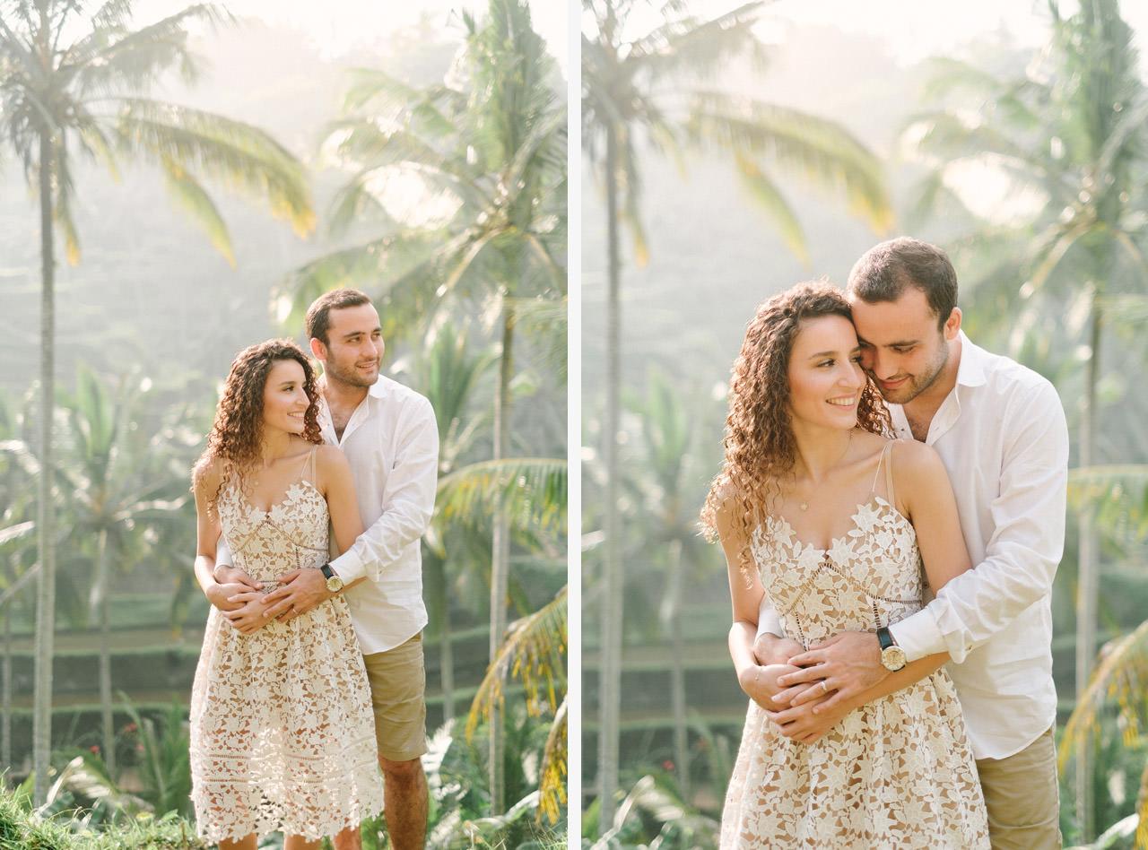 Nazli & Orhan: Honeymoon Photography in Ubud Bali 9