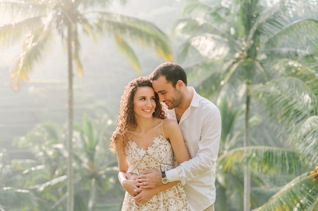 Nazli & Orhan: Honeymoon Photography in Ubud Bali 10