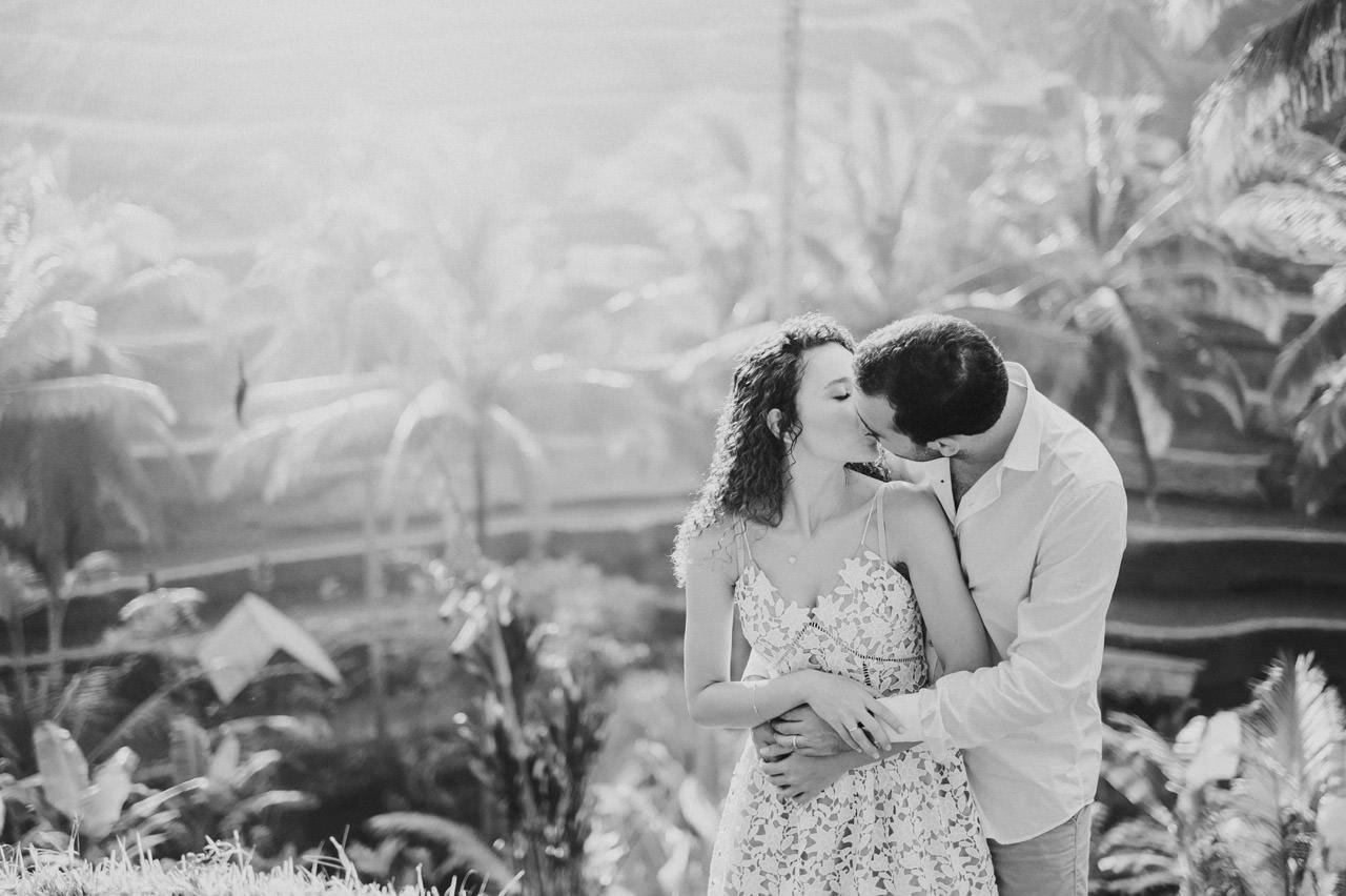 Nazli & Orhan: Honeymoon Photography in Ubud Bali 12