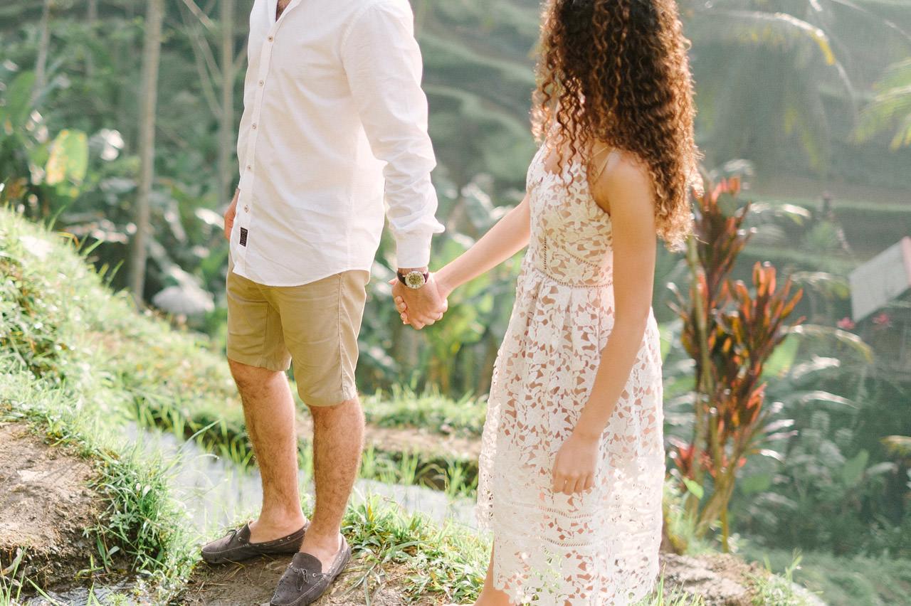Nazli & Orhan: Honeymoon Photography in Ubud Bali 14