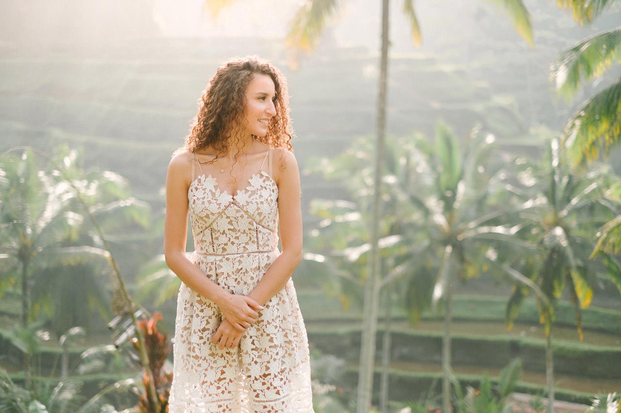 Nazli & Orhan: Honeymoon Photography in Ubud Bali 16