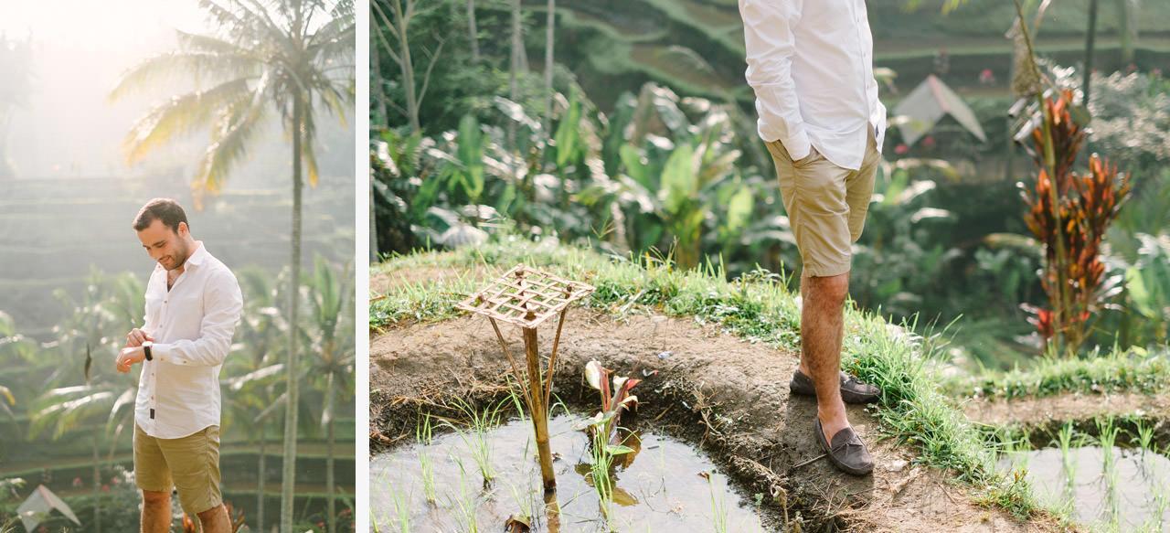 Nazli & Orhan: Honeymoon Photography in Ubud Bali 17