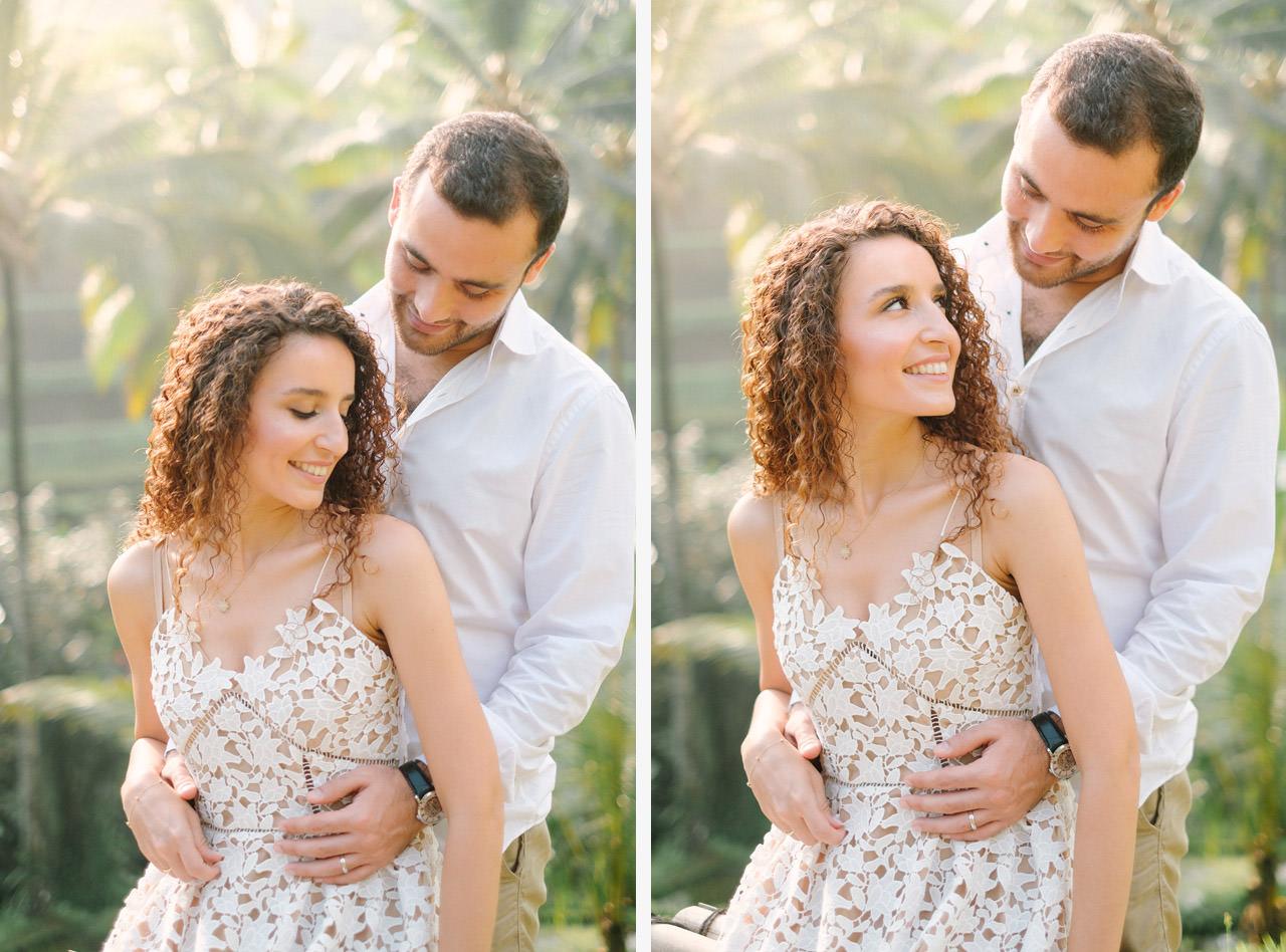 Nazli & Orhan: Honeymoon Photography in Ubud Bali 20