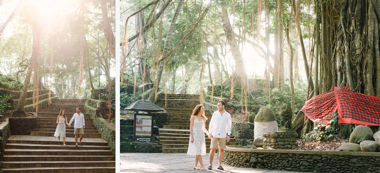 Nazli & Orhan: Honeymoon Photography in Ubud Bali 30