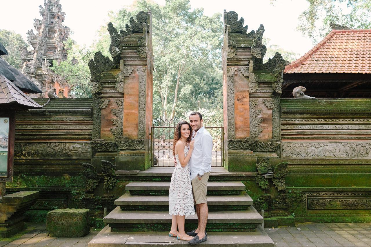 Nazli & Orhan: Honeymoon Photography in Ubud Bali 31