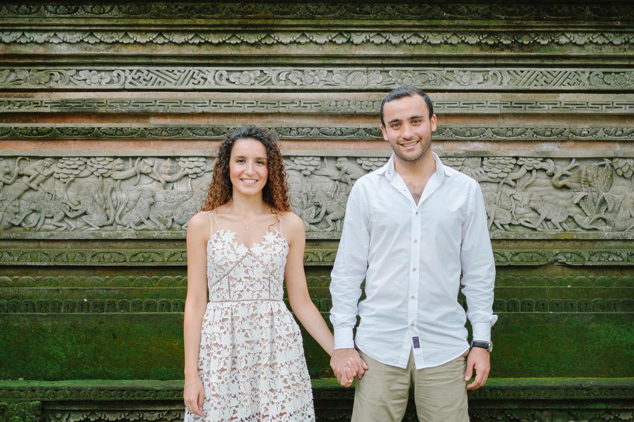 Nazli & Orhan: Honeymoon Photography in Ubud Bali 32