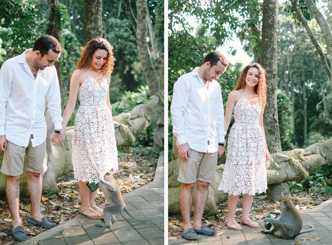 Nazli & Orhan: Honeymoon Photography in Ubud Bali 33
