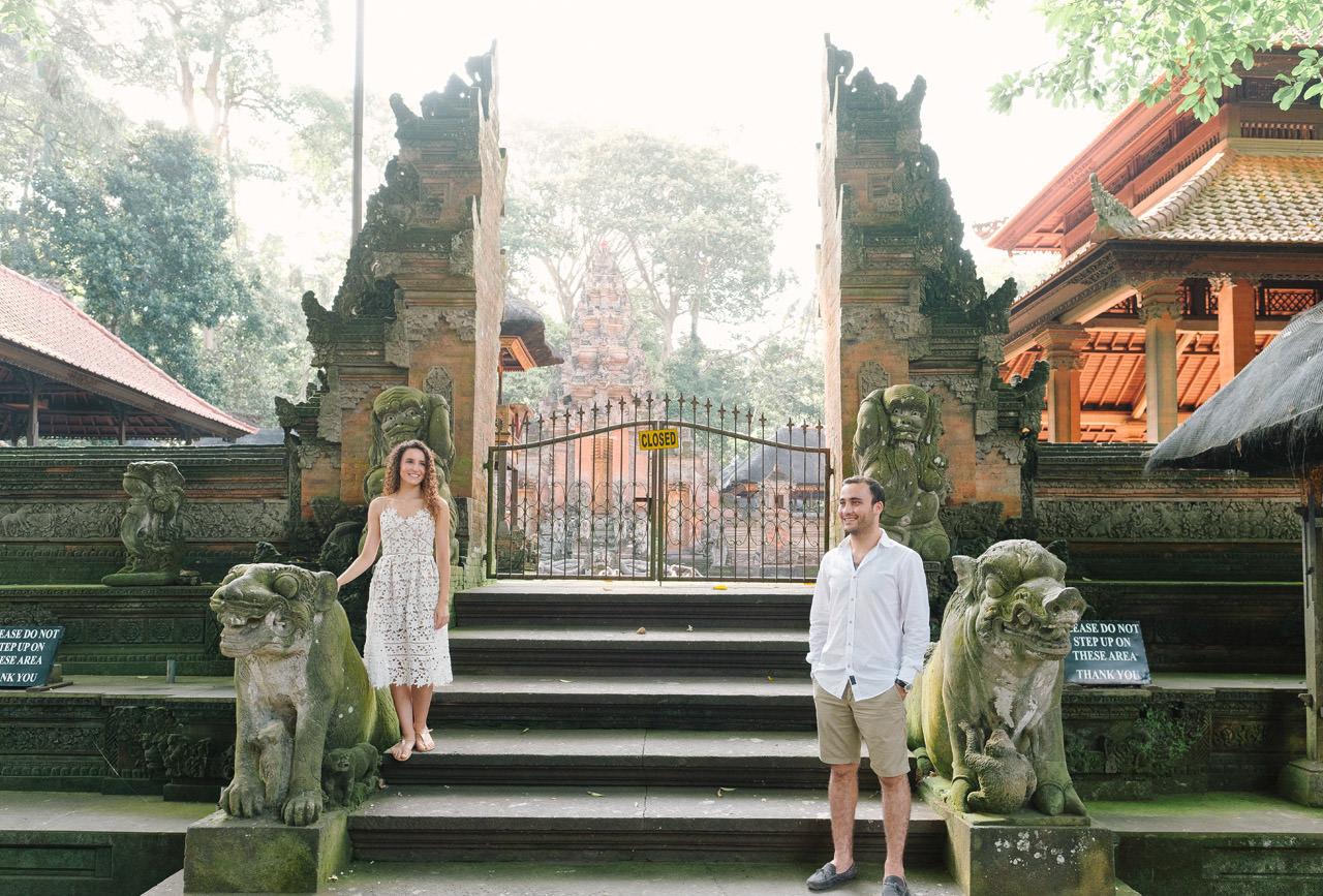 Nazli & Orhan: Honeymoon Photography in Ubud Bali 34