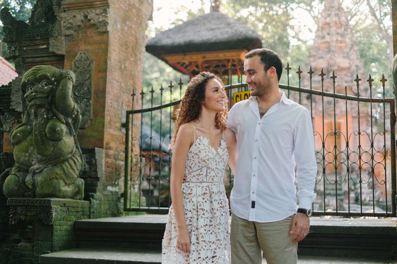 Nazli & Orhan: Honeymoon Photography in Ubud Bali 35