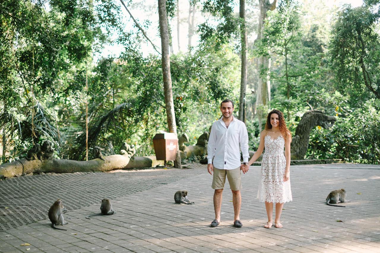 Nazli & Orhan: Honeymoon Photography in Ubud Bali 36