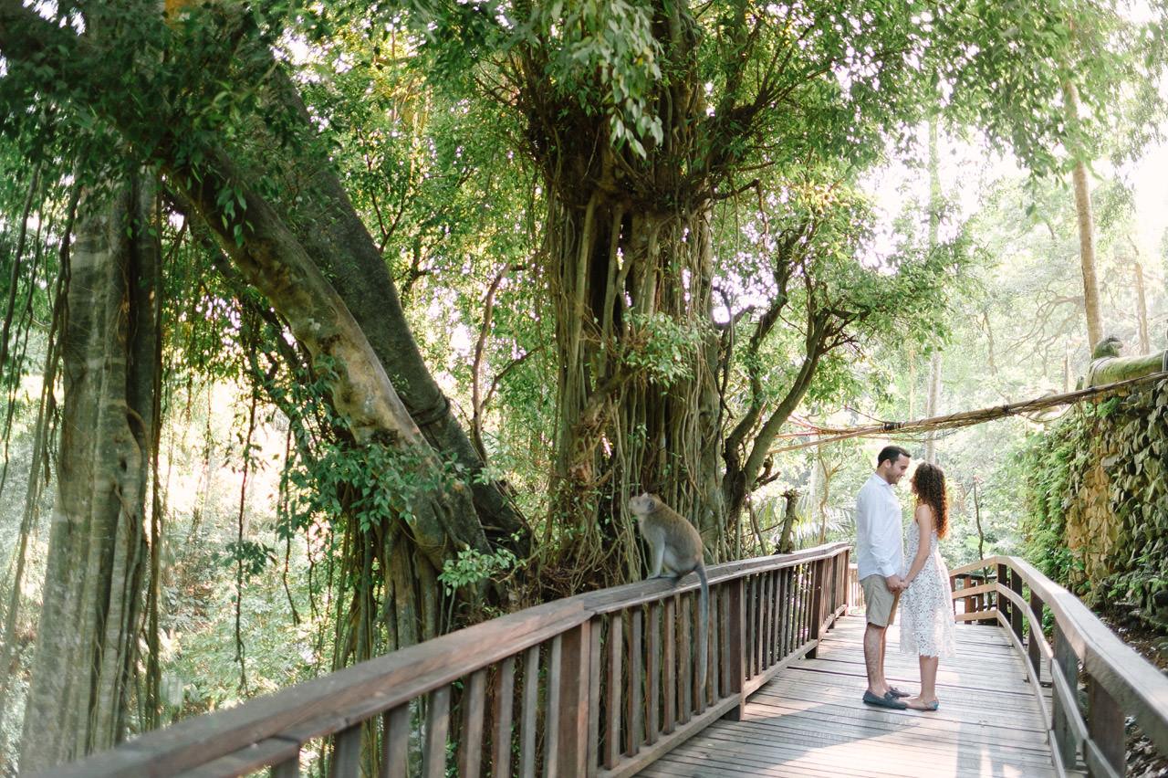 Nazli & Orhan: Honeymoon Photography in Ubud Bali 39