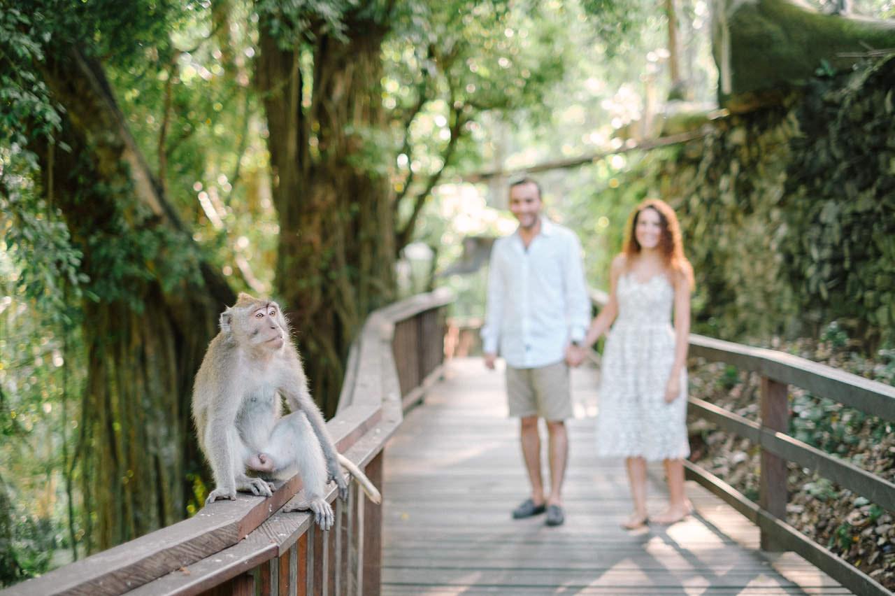 Nazli & Orhan: Honeymoon Photography in Ubud Bali 40
