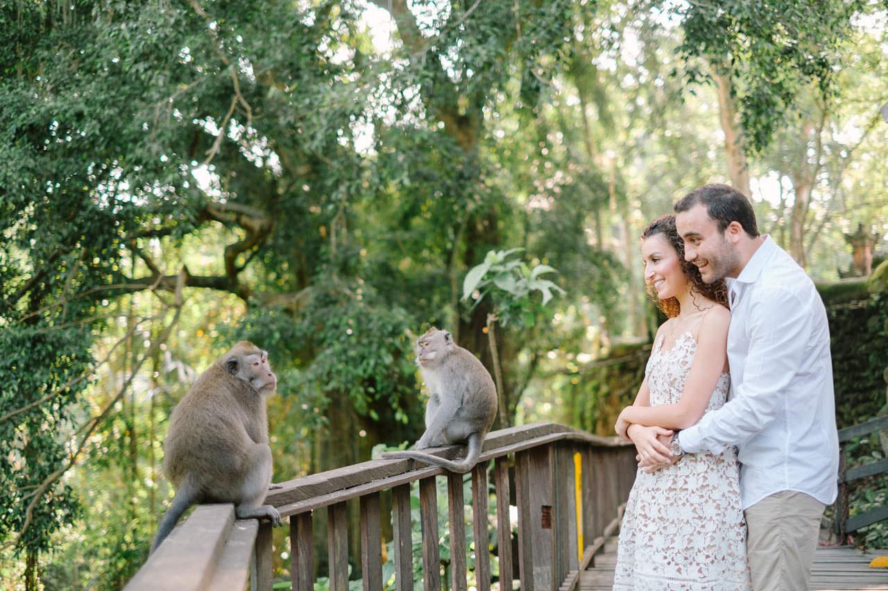 Nazli & Orhan: Honeymoon Photography in Ubud Bali 41