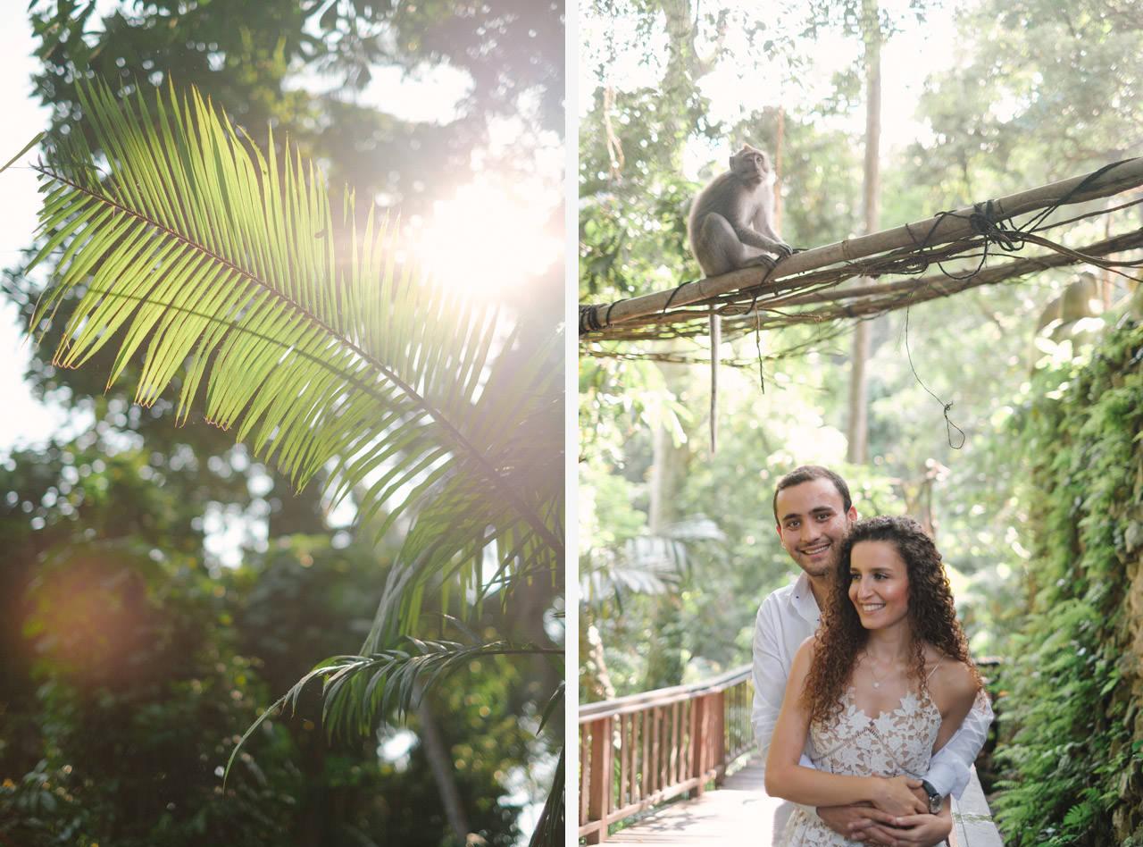 Nazli & Orhan: Honeymoon Photography in Ubud Bali 45