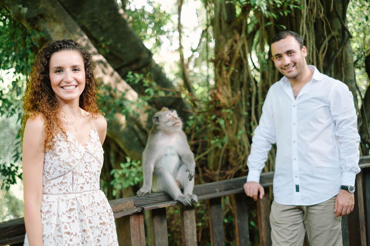 Nazli & Orhan: Honeymoon Photography in Ubud Bali 46