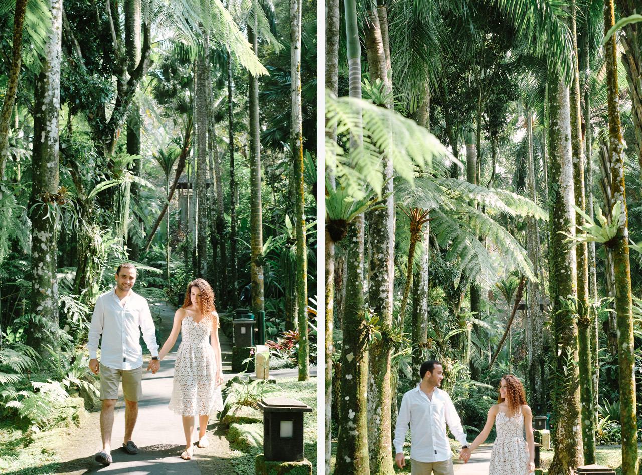 Nazli & Orhan: Honeymoon Photography in Ubud Bali 49