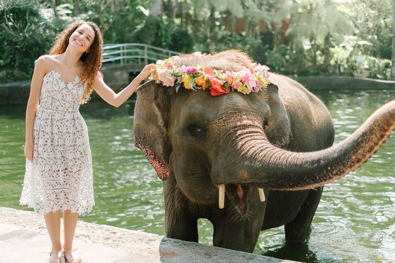 Nazli & Orhan: Honeymoon Photography in Ubud Bali 59