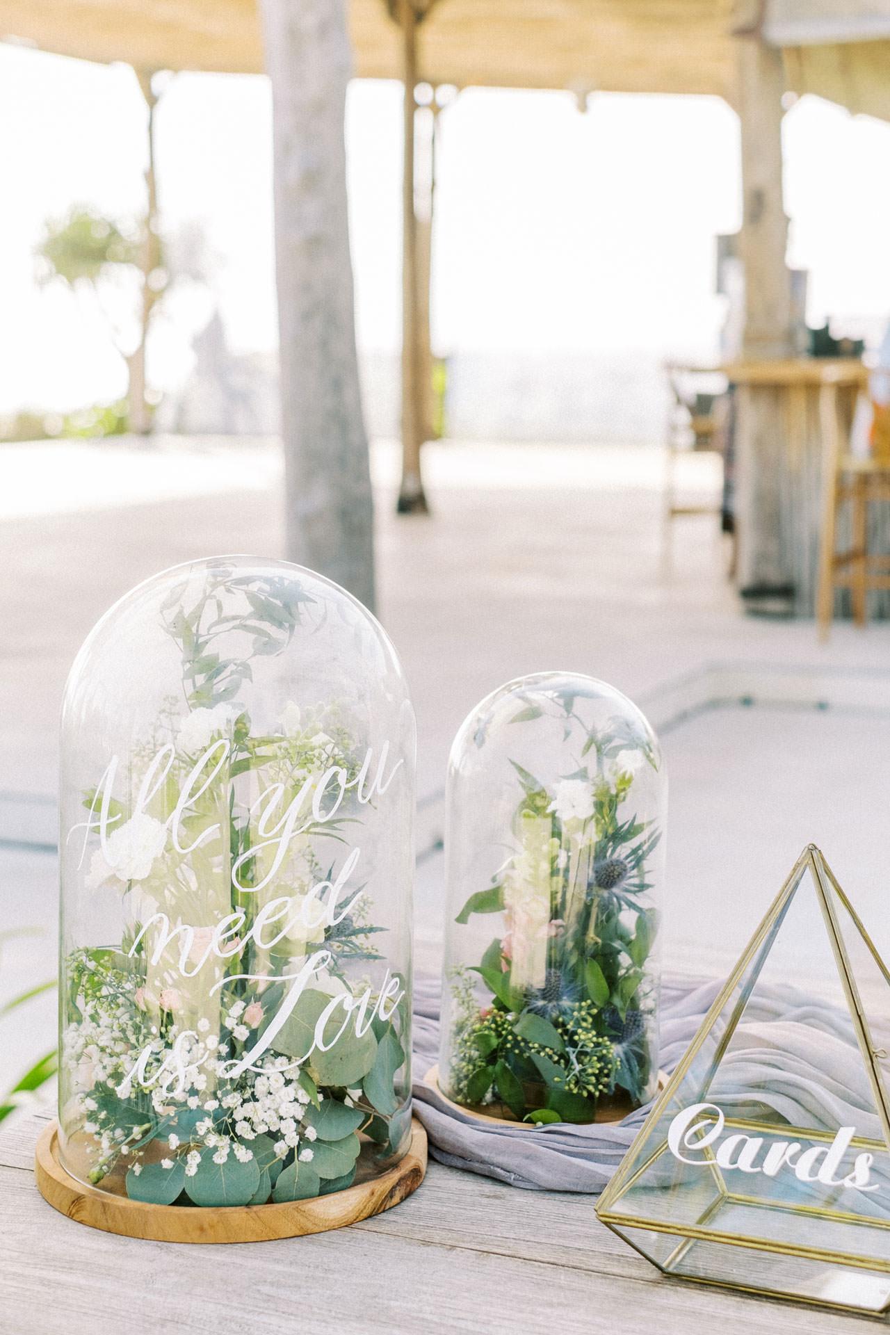 Bali Beach Glamping Wedding on a Luxury Tent 15