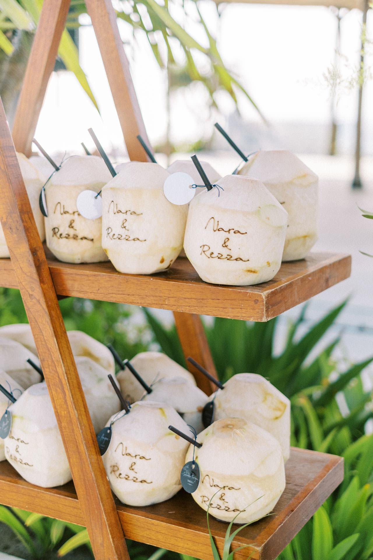 Bali Beach Glamping Wedding on a Luxury Tent 17
