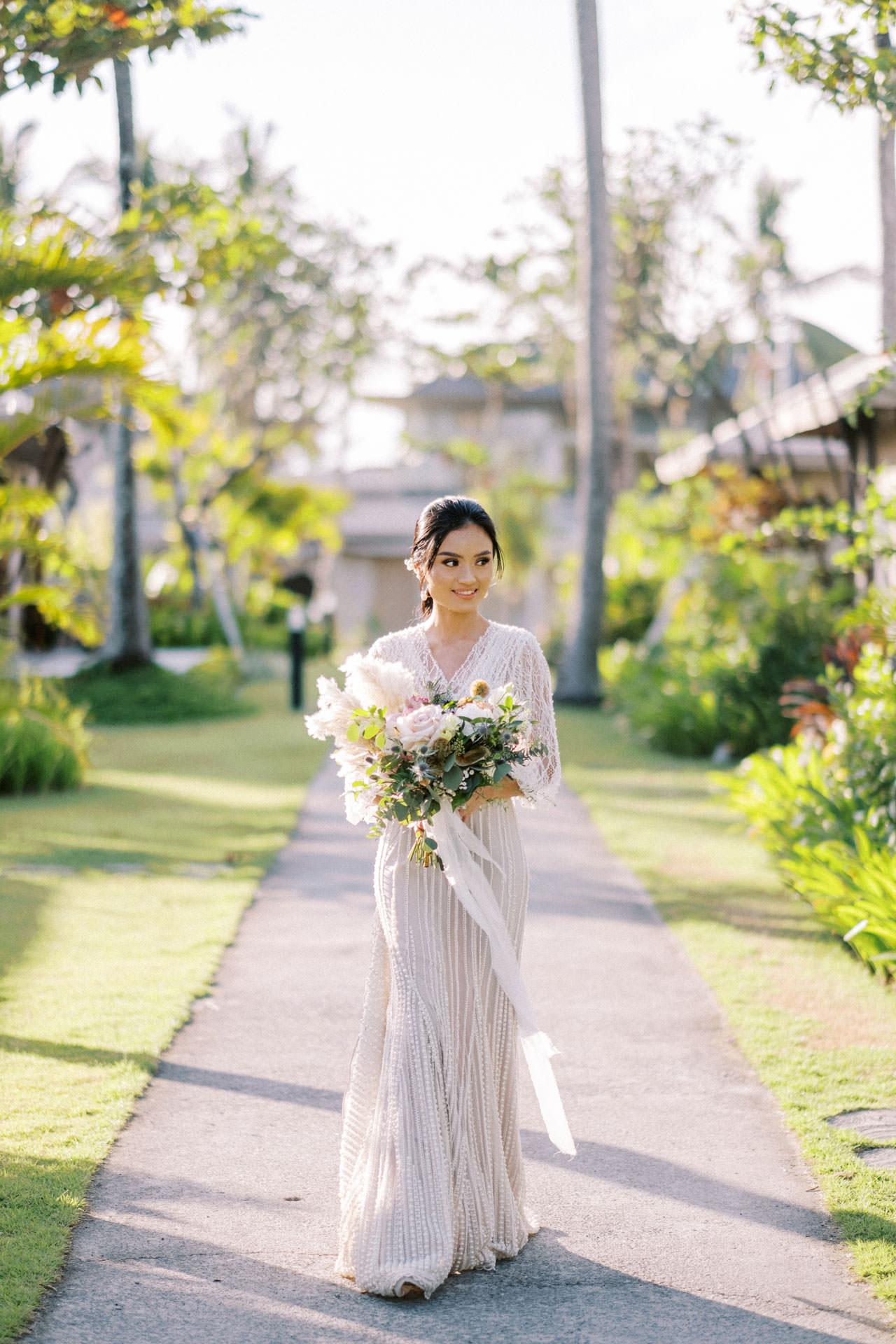 Bali Beach Glamping Wedding on a Luxury Tent 25