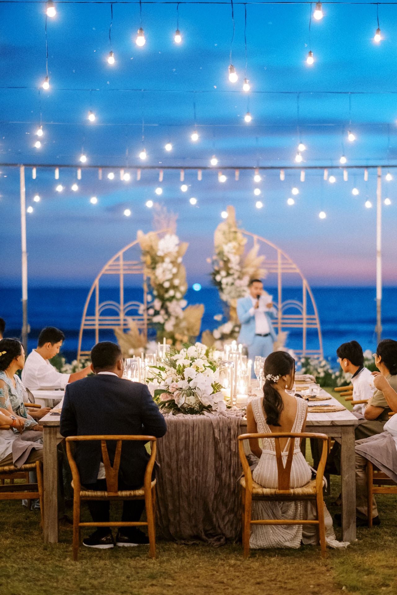 Bali Beach Glamping Wedding on a Luxury Tent 63