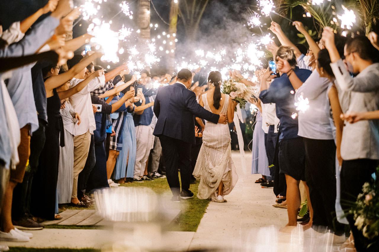Bali Beach Glamping Wedding on a Luxury Tent 72