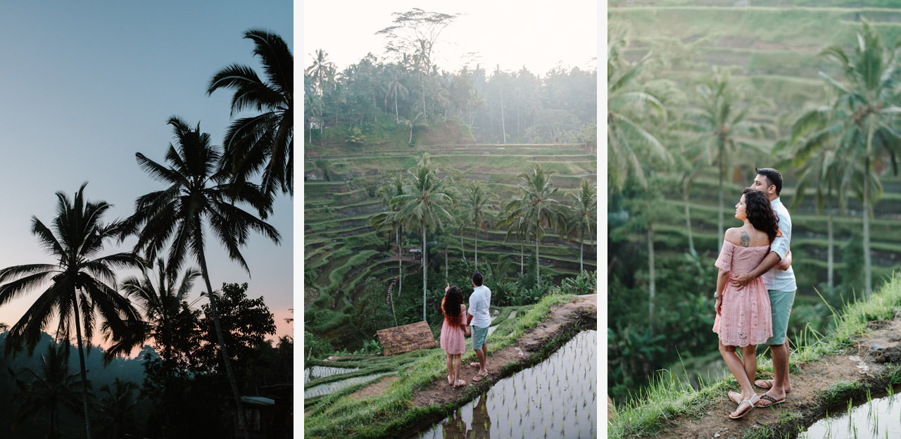 Nikel & Tanuja: Ubud Honeymoon Photography 2