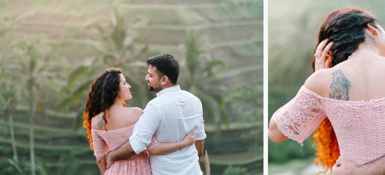 Nikel & Tanuja: Ubud Honeymoon Photography 4