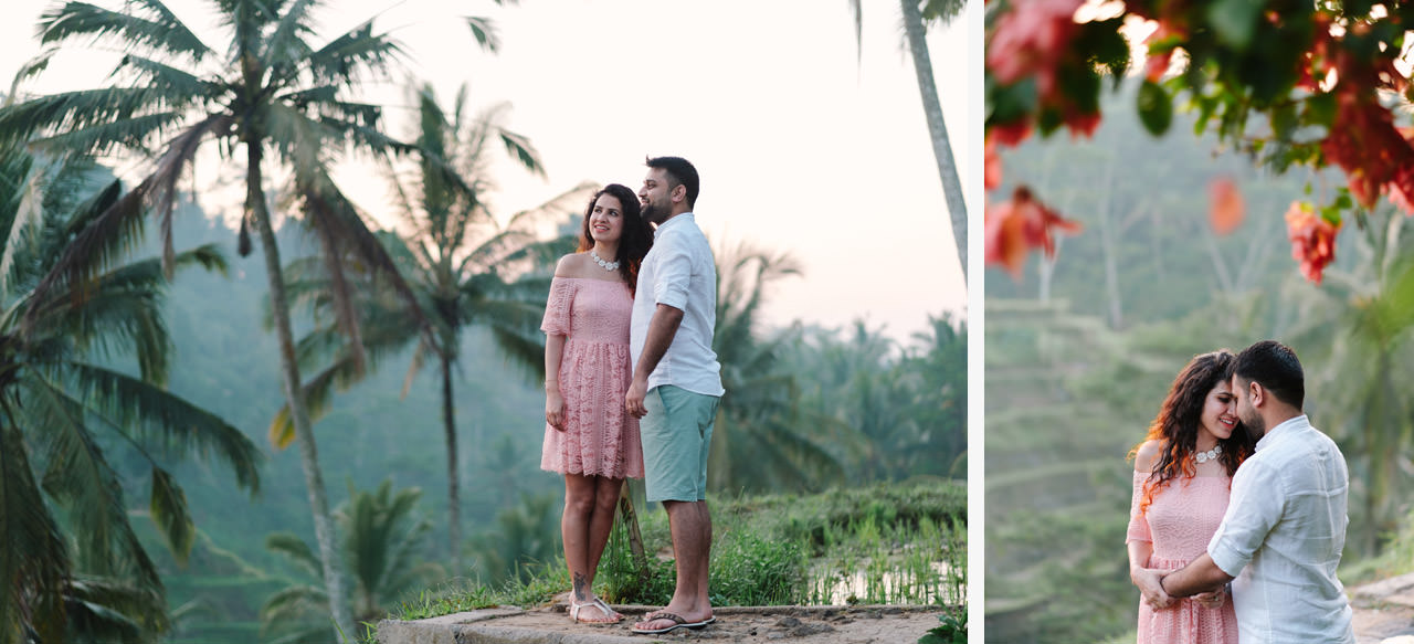 Nikel & Tanuja: Ubud Honeymoon Photography 6