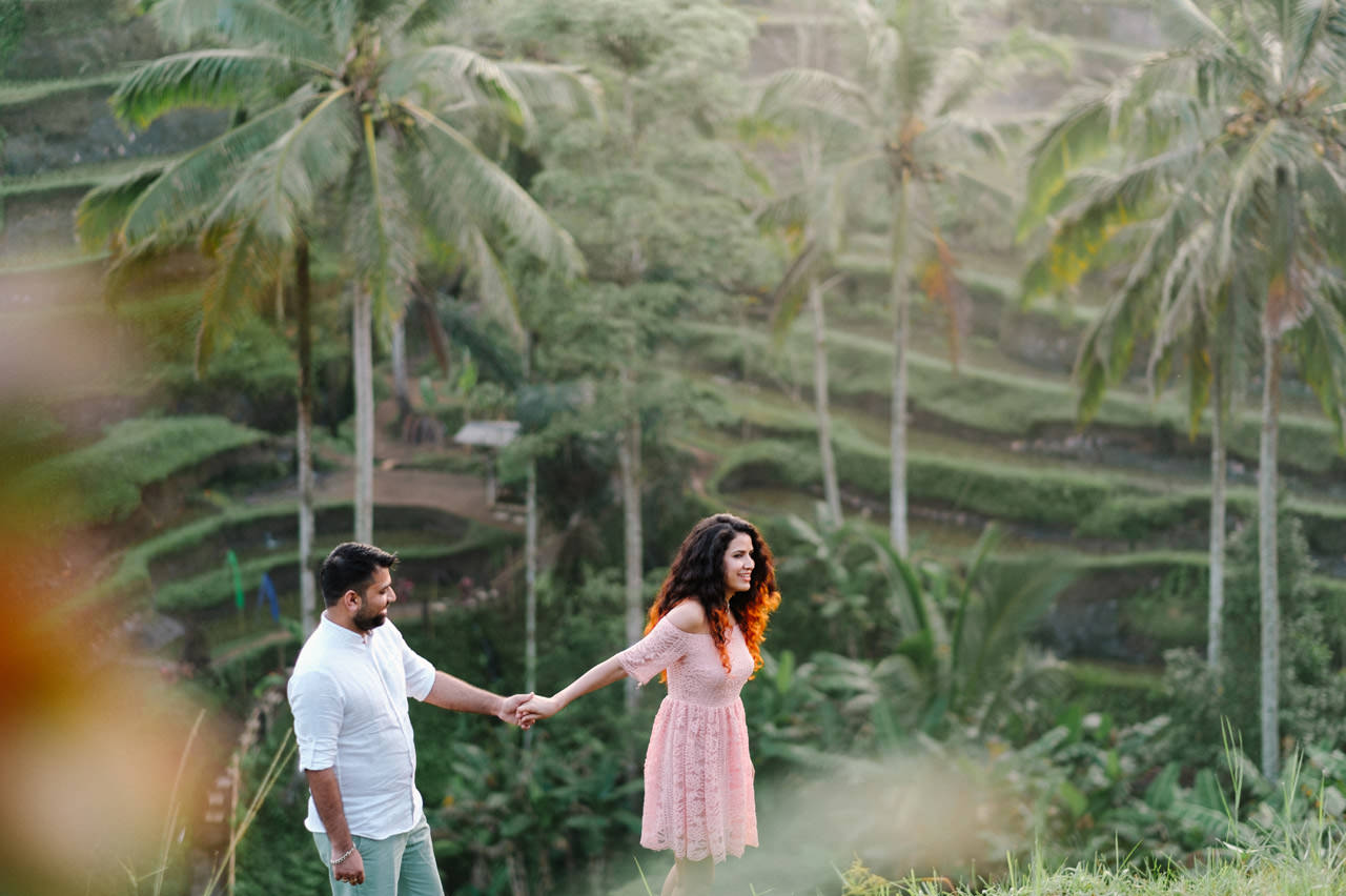 Nikel & Tanuja: Ubud Honeymoon Photography 8