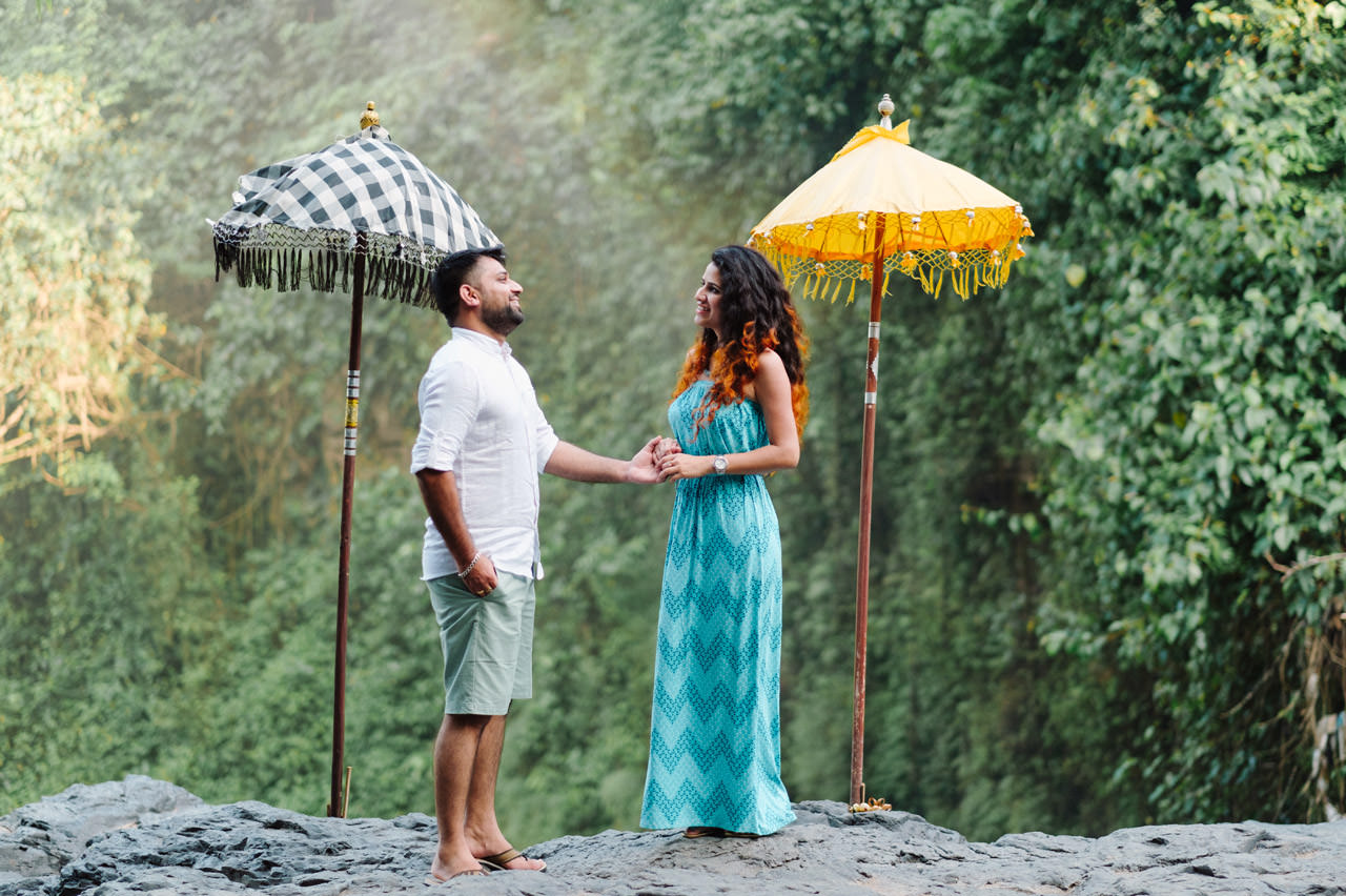 Nikel & Tanuja: Ubud Honeymoon Photography 18